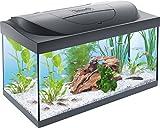 Tetra Starter Line Aquarium-Komplettset mit LED-Beleuchtung stabiles 54 Liter...