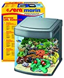 Sera 31099 Marin Biotop LED Cube 130 Ein 130 l Meerwasser-Komplettaquarium mit LED...