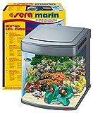 sera marin Biotop LED Cube 130 ein 130l Meerwasser Aquarium Komplettset - Plug & Play...