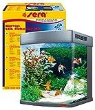 sera Biotop LED Cube 130 XXL ein 130l Süßwasser Aquarium Komplettset - Plug & Play...